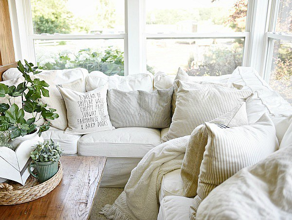 Neutral Upholstery