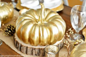 diy-metallic-gold-pumpkin